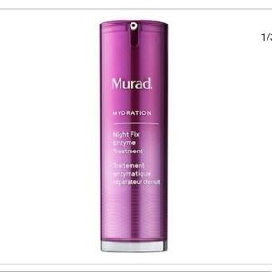 Murad Night Fix Enzyme Treatment 1 oz NEW